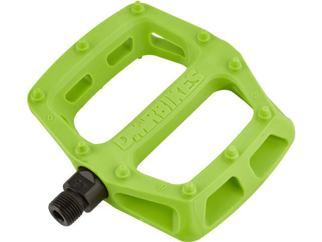 DMR V6 Pedals green